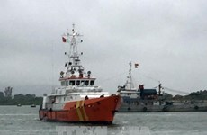 Search continues for 13 fishermen missing in Gulf of Tonkin