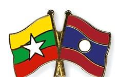 Lao PM begins trip to Myanmar