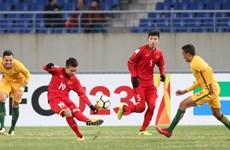 Vietnam beats Australia 1-0 in AFC U23 tournament
