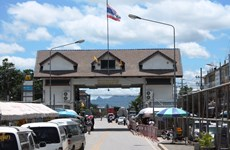 Thailand's border trade to grow 10-14 percent in 2018