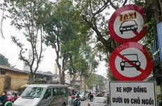 Concern over car ban on Hanoi streets