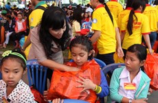 Programme to bring Tet to disadvantaged children