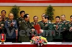 Vietnam, Cambodia promote defence cooperation