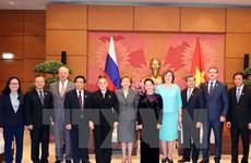 Vietnam prioritises strengthening partnership with Russia: NA Chairwoman