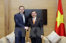 APPF-26: Vietnam, Russia strengthen law-making experience exchange