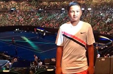Vietnamese boy wins double at Melbourne Open