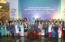 APPF-26: Delegates back Vietnam´s gender equality topic