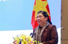 APPF-26 plenary session discusses political, security matters