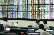 Vietnam's stocks rebound on bottom-fishing