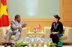 IPU pledges cooperation with Vietnam in realising SDGs