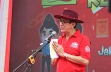 Vietnam embassy attends Indonesia Immigration Festival