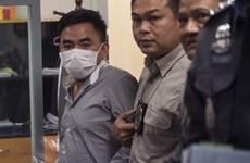 Thai Vietnamese arrested for wildlife trafficking