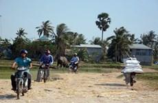 Vietnamese, Cambodian to enjoy easy cross-border travel during Tet