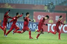 PM sends congratulatory letter to U23 Vietnam team