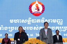 Cambodia: CPP's congress adopts five-year political platform