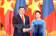 Vietnam, Mongolia look towards deeper relations