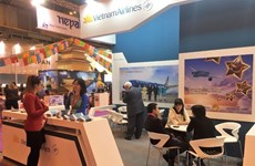 Vietnam Airlines promotes products in Spain