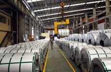 Vietnam's steel export enjoys 34-percent growth
