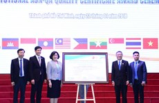 HCM University of Technology meets ASEAN standards