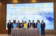 Quang Ninh, Vietnam Airlines Corporation ink strategic cooperation