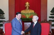 Vietnam, Mongolia urged to strengthen relations