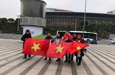 Chinese embassy facilitates visa for Vietnamese football fans