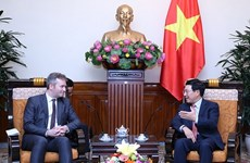 French Government prioritises strategic partnership with Vietnam