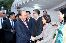 Ground broken for new Vietnam Embassy headquarters in India