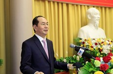 President urges business renovation for sustainable development
