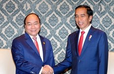 PM meets Cambodian, Indonesian leaders in New Delhi