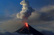 Philippines ready for Mayon volcano emergency