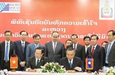 Vietnamese, Lao national universities foster exchanges