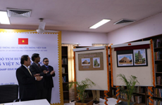 Vietnam, India release commemorative postage stamps