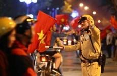 Security tightened for Vietnam-Uzbekistan final