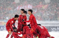 U23 Vietnam continues on foreign media's headlines
