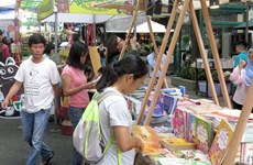 Book streets learn from HCM City