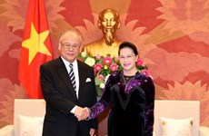 Cultural exchanges connect Vietnam, Japan: NA chief