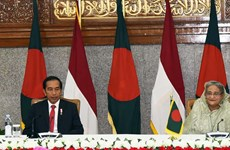 Indonesia, Bangladesh sign five cooperation deals