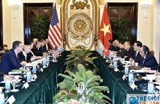 Vietnam, US talk political, security, defence matters