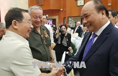 Get-together marks 50th anniversary of Tet Offensive