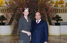 Vietnam appreciates UN's assistance in nutrition issue: PM
