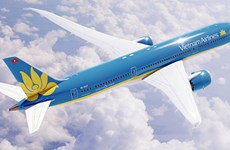 Vietnam Airlines uses new aircraft for Hanoi – Moscow route