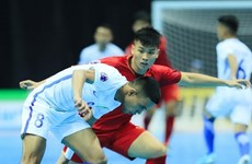 AFC Futsal Championship: Vietnam lose to Malaysia 1-2