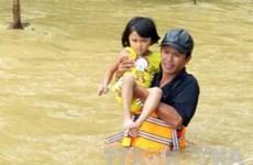 UNICEF helps Ninh Thuan mitigate disasters focusing on kids