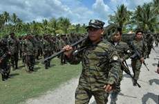 Indonesia backs peace process in southern Philippines