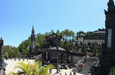 Hue imperial relic site offers free entry during Tet