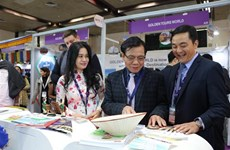 HCM City promotes itself at India's tourist fair
