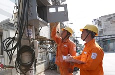 EVN's power generation rises 12 percent in January