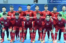 Vietnam in quarters of futsal event