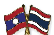 Laos, Thailand agree to fight drug trade, boost connectivity